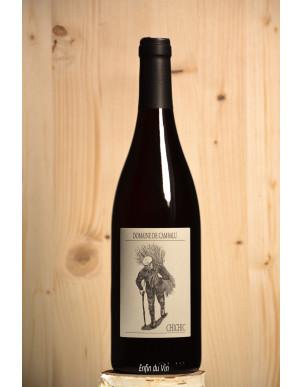 chichic 2018 vin de france domaine de cambalu pineau d'aunis val de loire vin rouge naturel