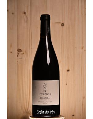 gondwana 2019 fosse sèche pire cabernet-franc vin rouge biologique biodynamie val de loire